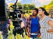 Pravesh Lal Yadav and Yamini Singh flies Gorakhpur to start their next 'Preetam Pyare'