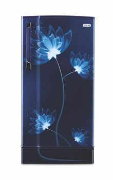 Godrej Single Door 221 Litres 3 Star Refrigerator Blue 236CTAI GB