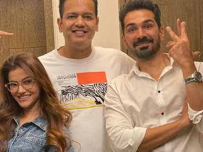 Rubina, Rahul, Arshi's lockdown meeting
