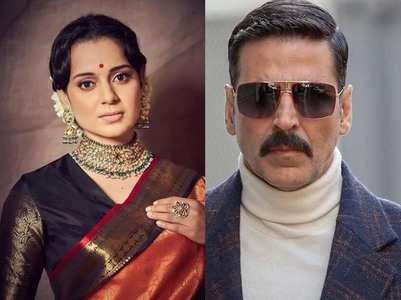 Kangana says Akshay praised her for 'Thalaivi'
