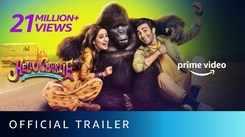 'Hello Charlie' Trailer: Aadar Jain And Shlokka Pandit starrer 'Hello Charlie' Official Trailer