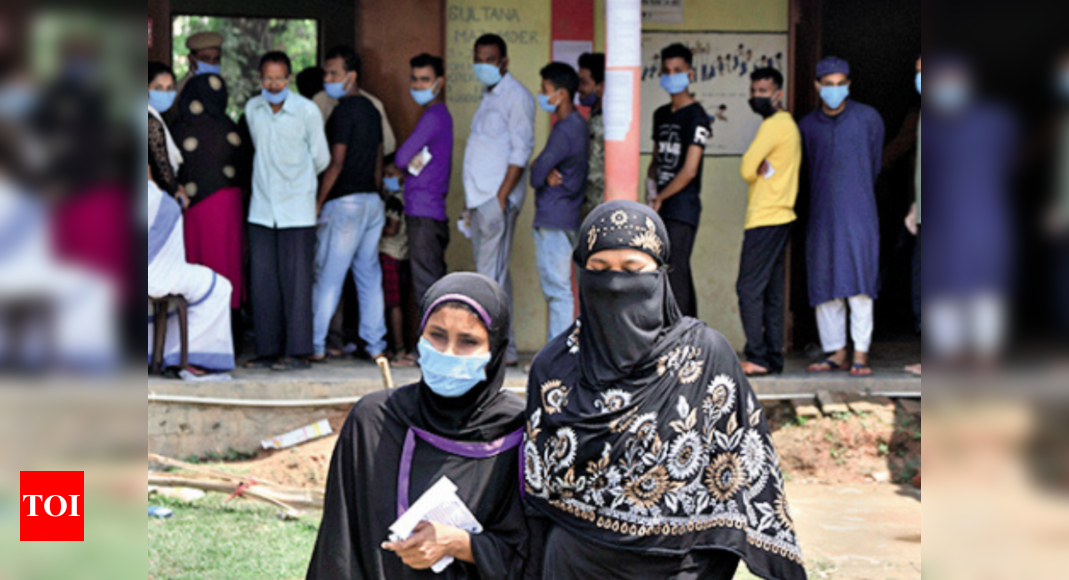 Fear of 'doubtful' voter tag primary reason for high turnout of Muslims | Guwahati News – Times of India