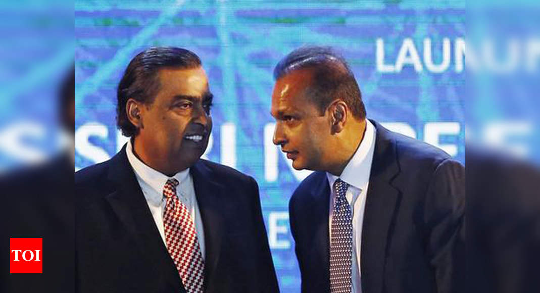 , Sebi fines Ambani brothers Rs 25cr in 21-yr-old case, The World Live Breaking News Coverage & Updates IN ENGLISH