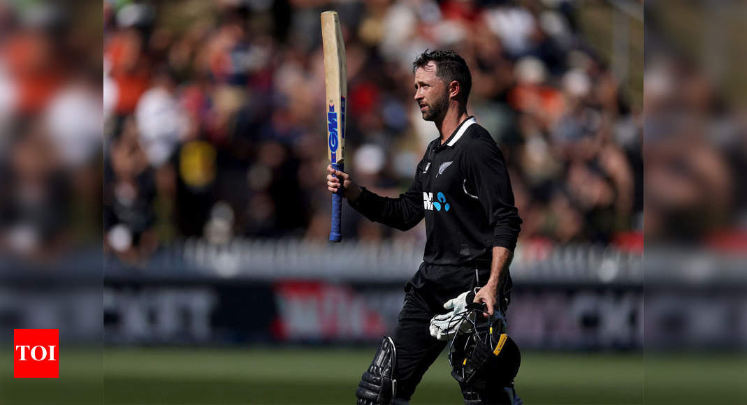 Devon Conway included in New Zealand Test squad for England tour | Cricket News – Times of India