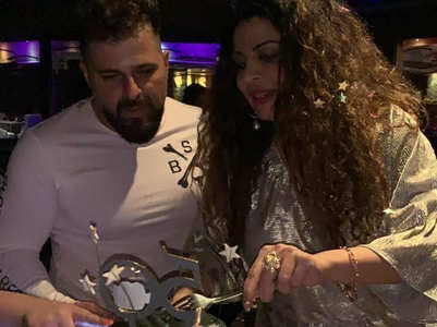 Tannaz celebrates 50th birthday with family