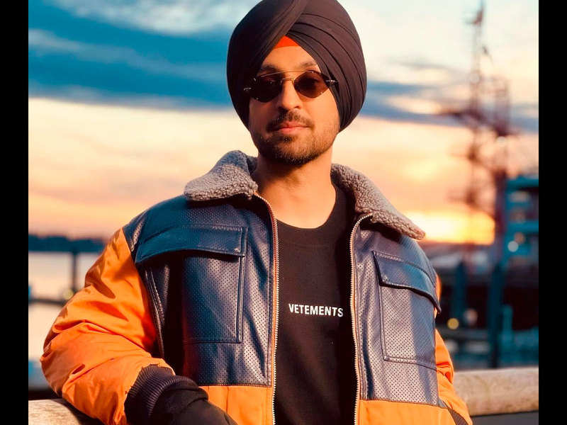 Diljit Dosanjh prepping up for a new album?