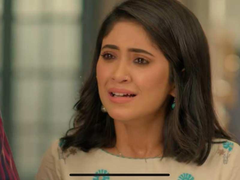 Yeh Rishta Kya Kehlata Hai update: Sirat is blamed by the family after Akshu goes missing