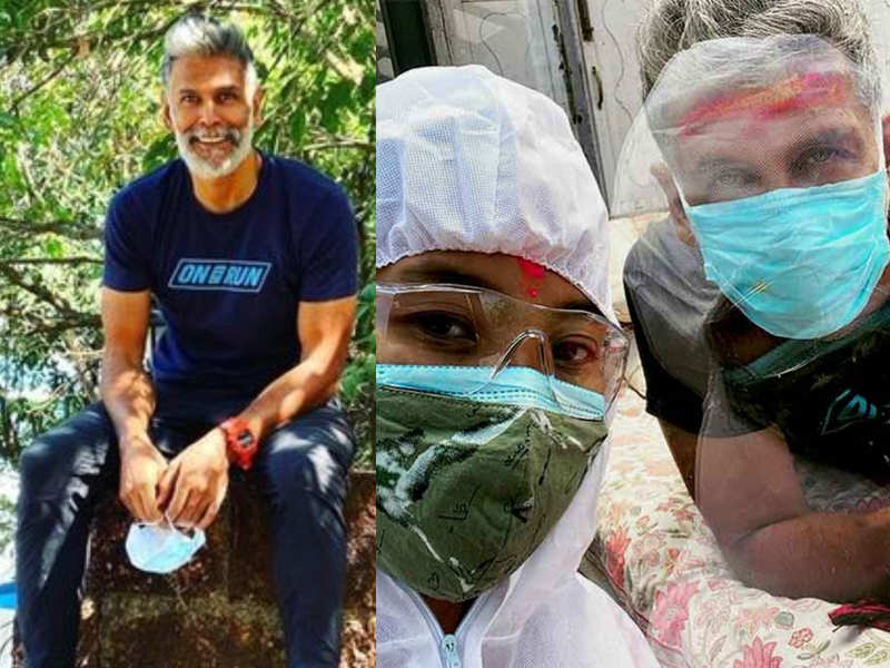 """""""Never had a flu like this, COVID was unusual"""", shares Milind Soman on recovery"""