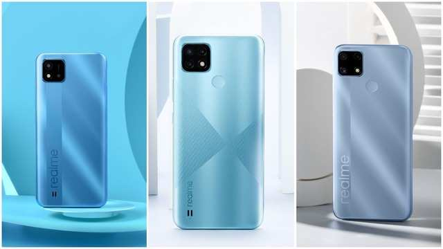 Realme C20, C21 and C25 with 6.5-inch HD+ display launched in India: Price,  availability and more - Mobiles News | Gadgets Now