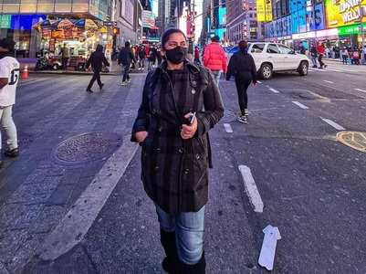 Archana Puran Singh's pics from New York