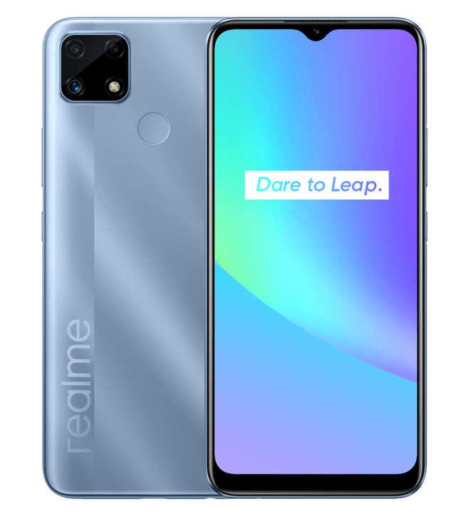 Realme C25 vs Redmi Note 10: How the two budget smartphone compare