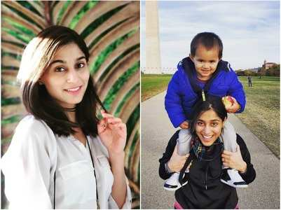 My son Ayden has saved my life: Somya Seth
