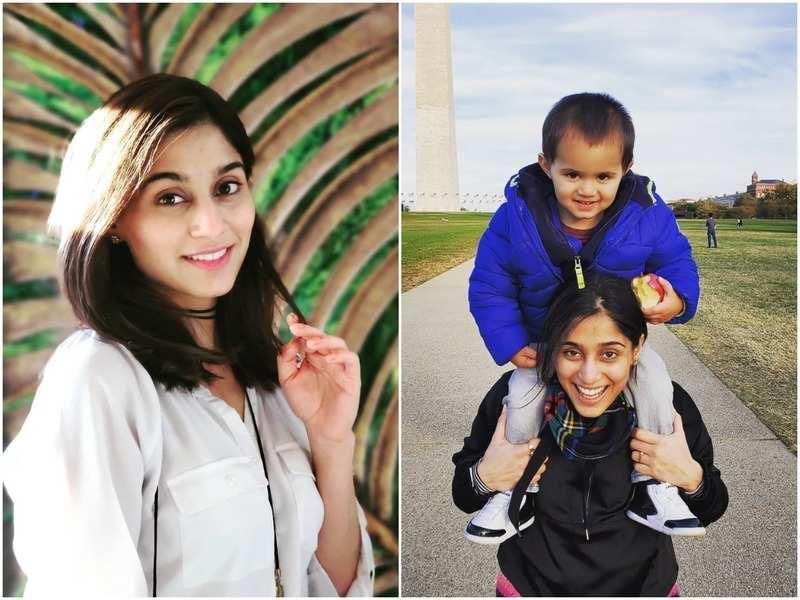 Exclusive!  It's my son Ayden who has literally saved my life: Somya Seth