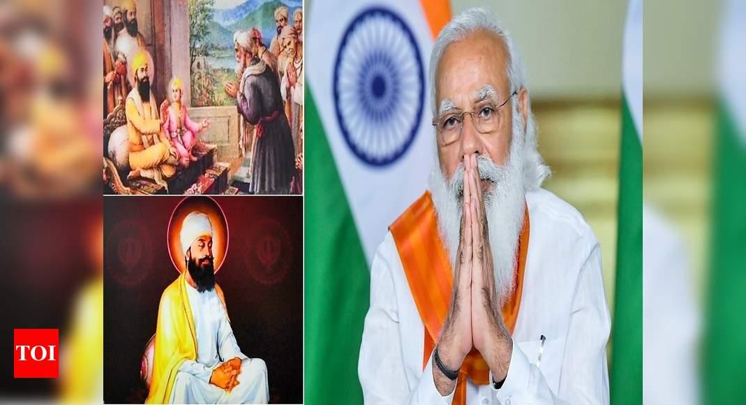 , PM Modi chairs meet on commemorating 400th birth anniversary of Guru Tegh Bahadur, The World Live Breaking News Coverage & Updates IN ENGLISH