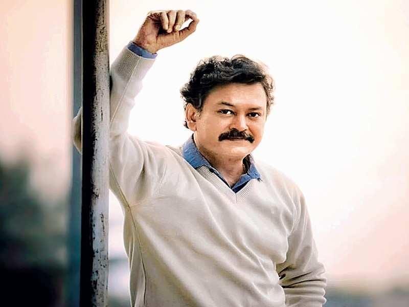 Ramkumar makes film comeback as a Kannada professor