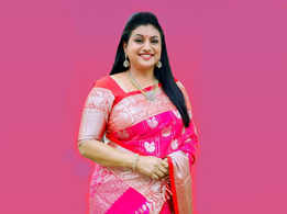 Did you know Roja Selvamani featured in a Bollywood film?
