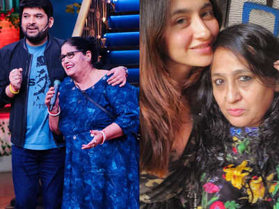 TV actors' mothers defy age as they workout