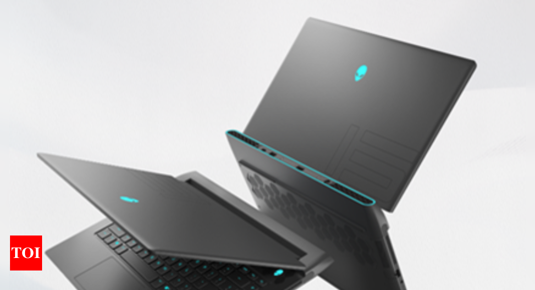 Alienware:  Dell Alienware announces two AMD Ryzen-powered gaming laptops – Times of India
