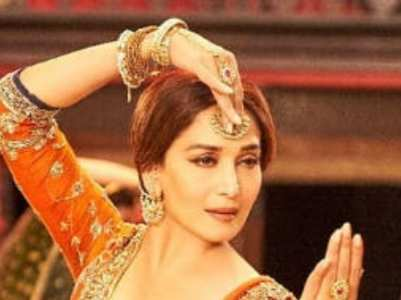Madhuri Dixit's iconic onscreen looks