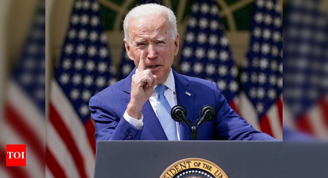 , Joe Biden making new moves on guns, including naming ATF boss, The World Live Breaking News Coverage & Updates IN ENGLISH