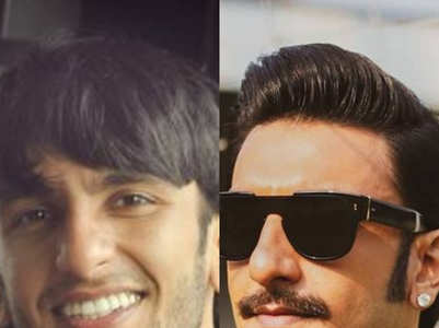 Ranveer Singh's grooming transformation over the years