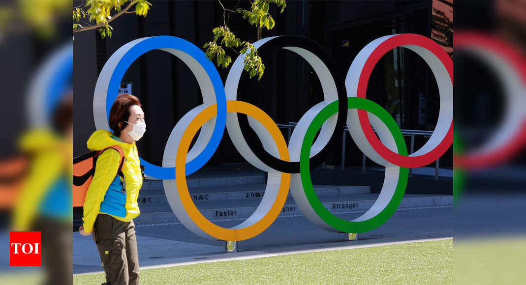Tokyo tightening virus measures nearly 100 days before Olympics | Tokyo Olympics News – Times of India
