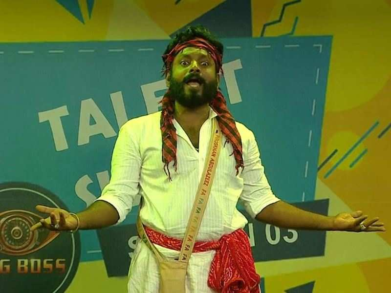 Bigg Boss Malayalam 3: Kidilam Firoz leaves the housemates awed with his Ottamthullal performance