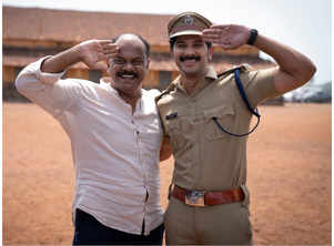 Dulquer Salmaan wraps up work on 'Salute'