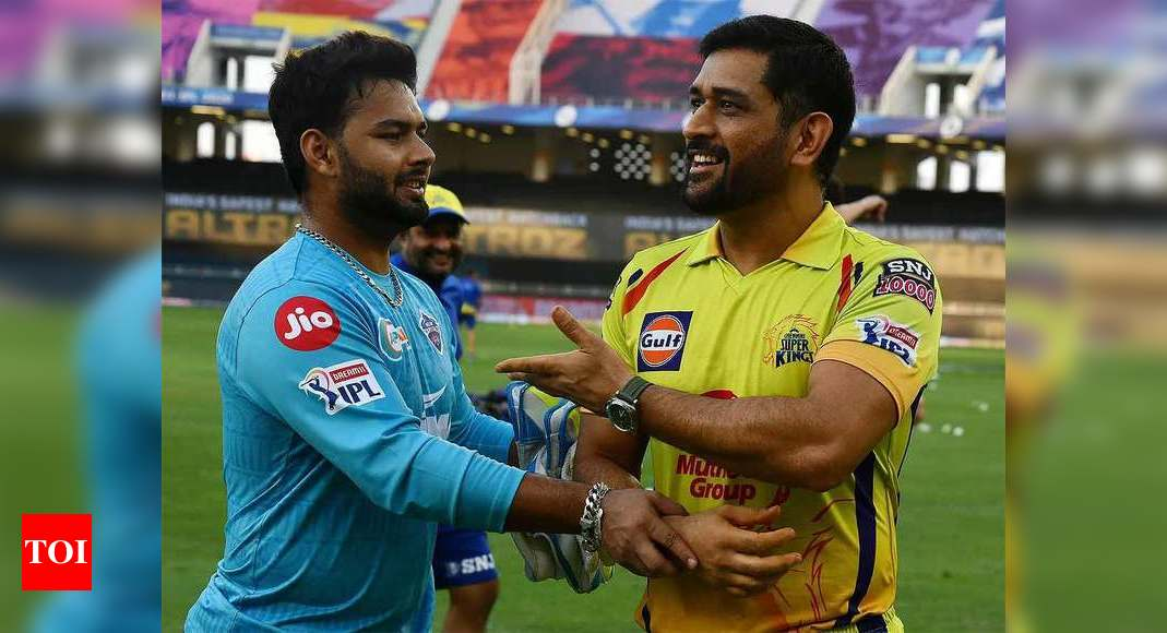 IPL 2021: It's Dhoni vs Pant as CSK take on DC in their season opener | Cricket News – Times of India