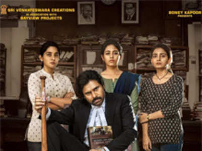 Movie Review: 'Vakeel Saab' - 3.5/5