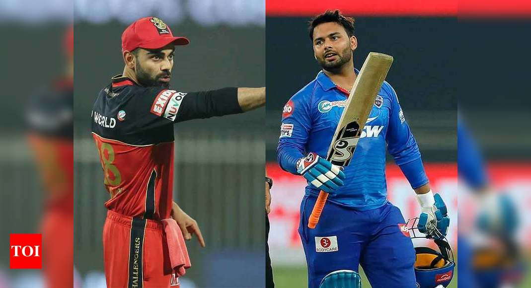 TOI Poll: Fans feel RCB can break title jinx in IPL 2021, closely followed by Delhi Capitals | Cricket News – Times of India