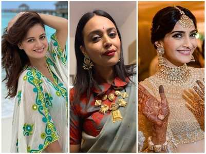 Celebs wish Swara Bhasker on her B'day