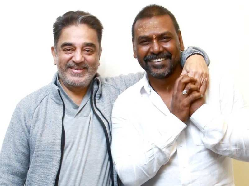 Here's why Raghava Lawrence stepped out of Kamal Haasan's 'Vikram '