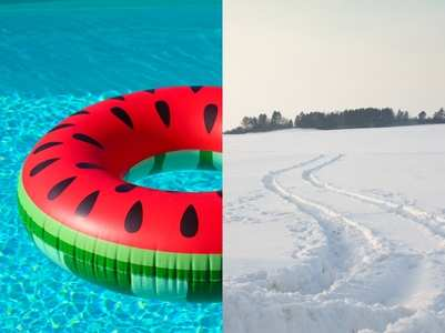 Summer or Winter? Find out your sunsign's pick