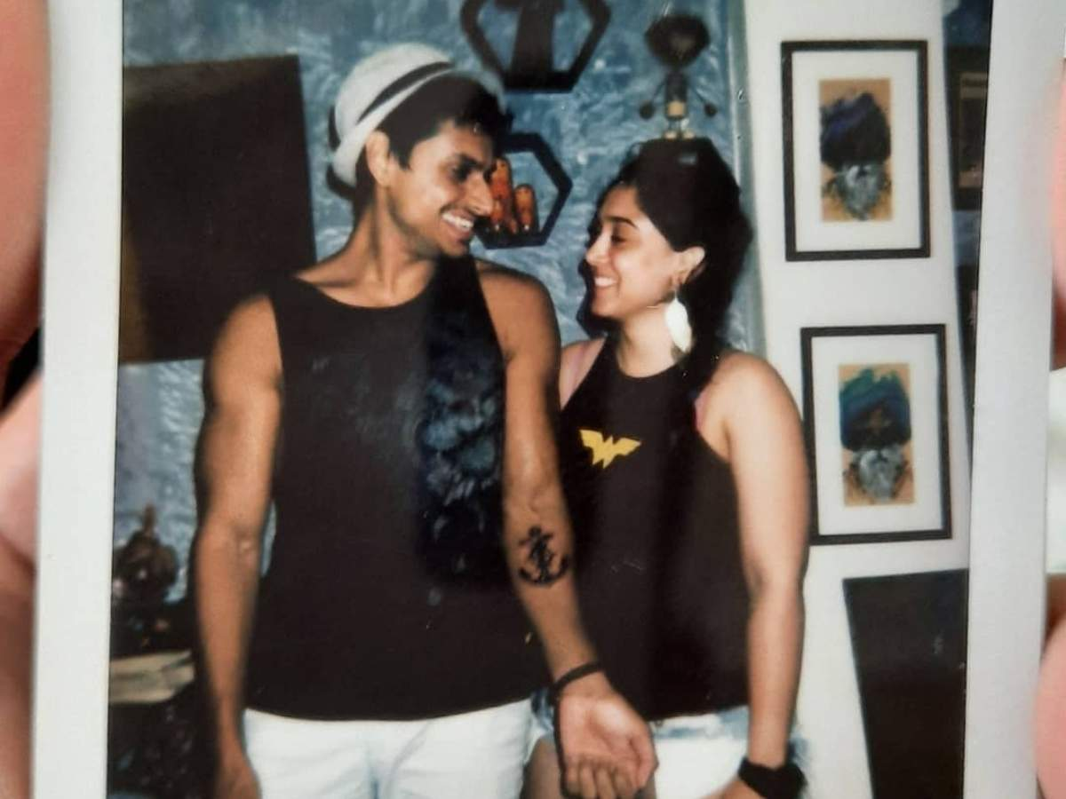 Aamir Khan's daughter Ira Khan trains with her beau Nupur Shikhare; pic  inside | Hindi Movie News - Times of India