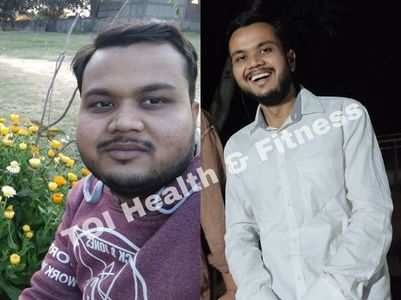 Student used biochemistry to lose weight fast