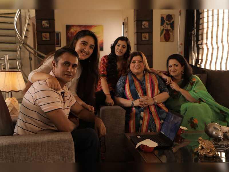 Ashnoor Kaur and Delnaaz Irani starer Pari Hu Mein all set to release on this date!