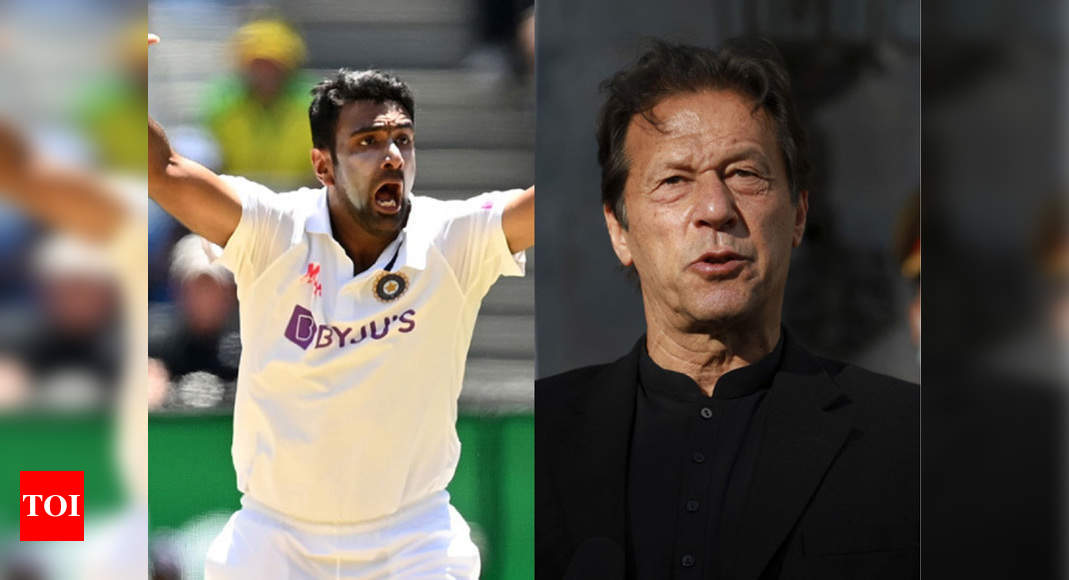 'Let's do better parenting please': Ashwin on Imran Khan's controversial remark | Off the field News – Times of India