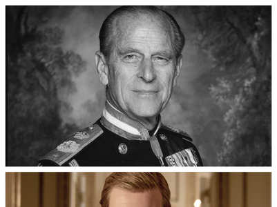 Actors who played Prince Phillip on screen