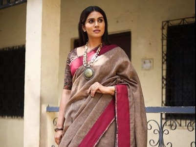 Sonali Kulkarni on staying away from TV