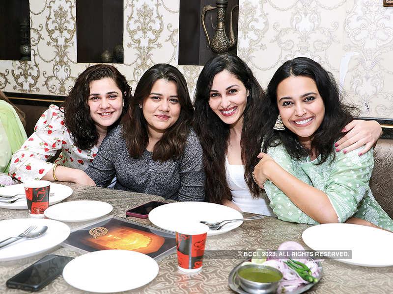 (L-R) Meher Vij, Shikha Talsania, Pooja Chopra and Swara Bhaskar (BCCL/Aditya Yadav)