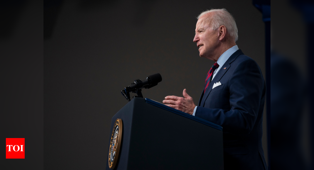 Joe Biden to form commission on reform of Supreme Court: White House – Times of India
