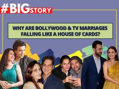 #BigStory! Why celeb marriages are falling?