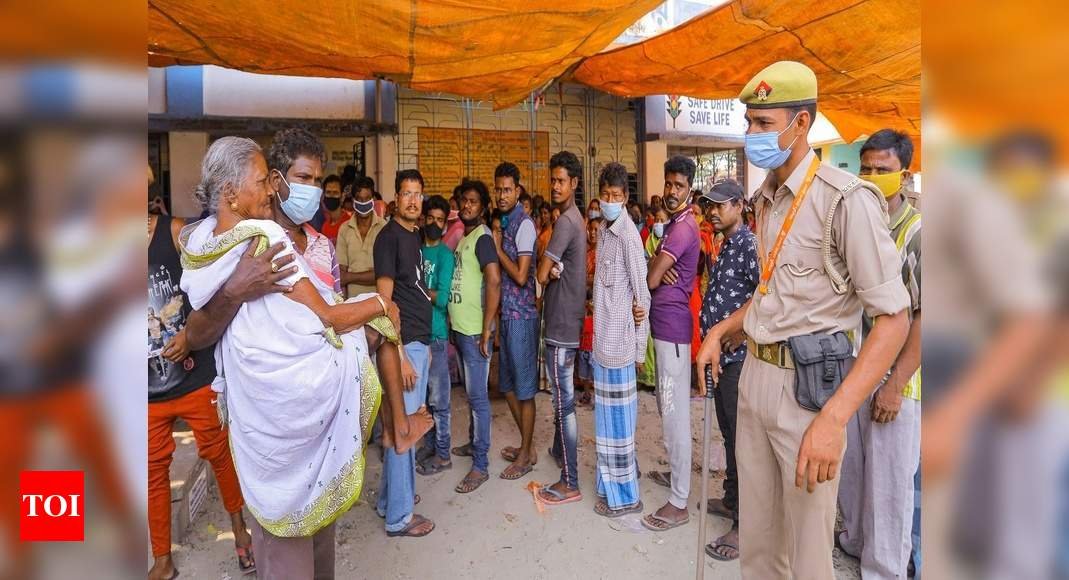 West Bengal assembly elections: 900 coys of security forces to be deployed for fourth phase | India News – Times of India