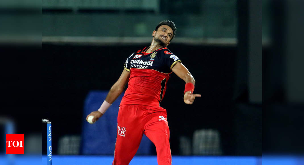 I knew my role for RCB from time I was traded by DC: Harshal Patel | Cricket News – Times of India