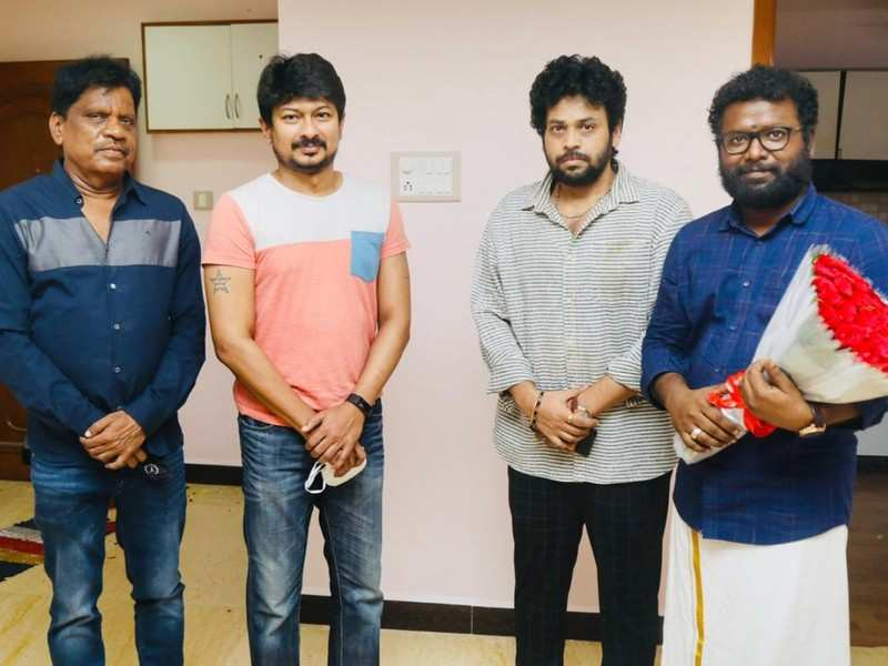 Udhayanidhi starts shooting for Tamil remake of 'Article 15'