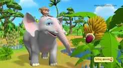 Watch Children Bengali Nursery Rhyme 'Hathi Raja Inka Naam' for Kids - Check out Fun Kids Nursery Rhymes And Baby Songs In Bengali
