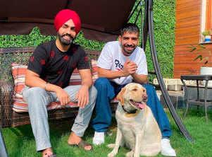 """""""Ammy Virk has a very big heart,"""" says Maninder Buttar"""