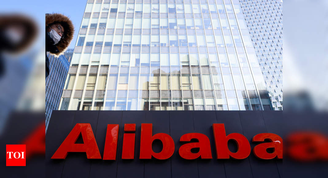 Events leading up to China's fine on Alibaba