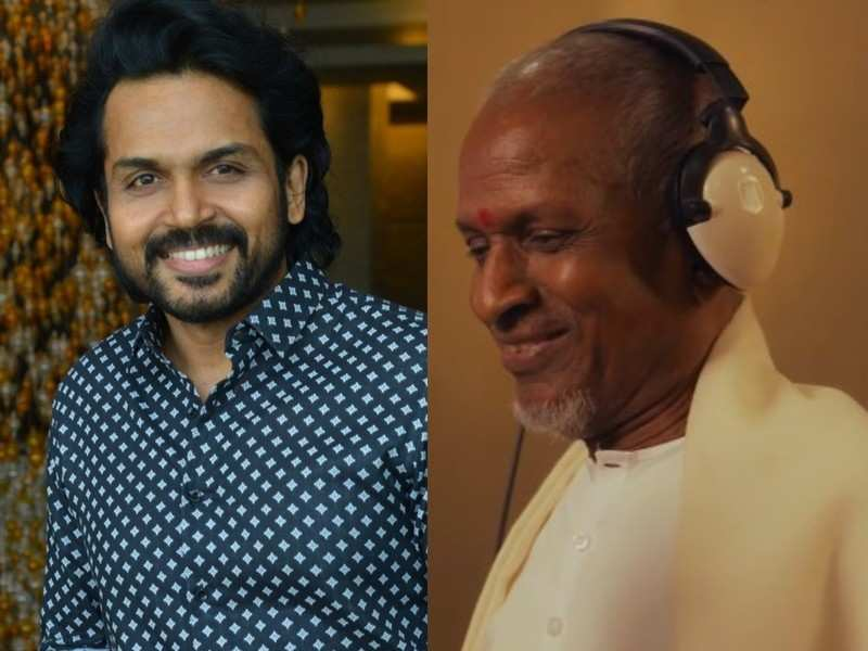 'Maamanithan' first single takes back Karthi to his debut film, check out why